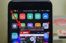 Trang bị cho iPhone iOS 8 cửa sổ đa nhiệm iOS 9