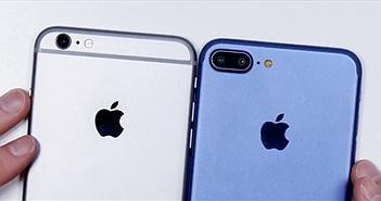 iPhone 7 sẽ dùng phím home rung chứ không nhấn vật lý, cam kép của 7 Plus chụp thiếu sáng tốt hơn