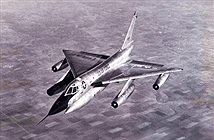 Chiêm ngưỡng máy bay ném bom siêu âm đầu tiên của Mỹ