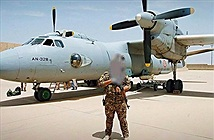 Ngạc nhiên: Iraq cải tiến vận tải cơ An-32B mang bom đánh IS