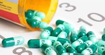 Nên dừng thuốc kháng sinh khi nào?