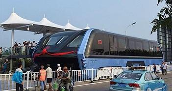 Truyền thông Trung Quốc tố cáo xe bus cao tầng là trò lừa đảo