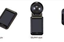 Casio giới thiệu camera hành động EX-FR200 quay video 360°