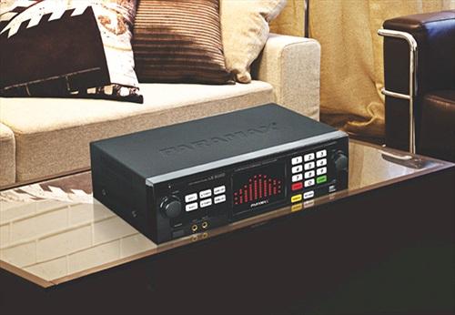 Paramax LS-5000 – Đầu phát karaoke hi-end thông minh