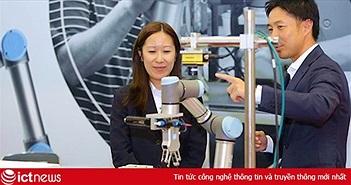 Universal Robots nhắm tới thị trường tự động hóa trị giá 184,5 triệu USD tại Việt Nam