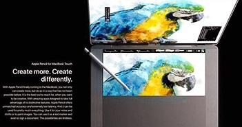 Apple có thể đang thử nghiệm MacBook với 2 màn hình