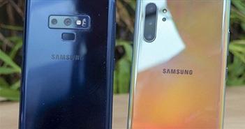Có nên nâng cấp Galaxy Note 10 từ Galaxy Note 9 không?