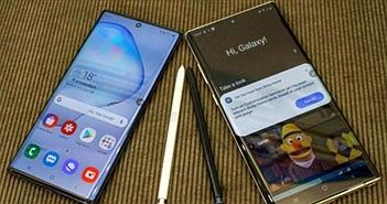 Vì sao Galaxy Note10 và Note10+ không trang bị jack âm thanh?
