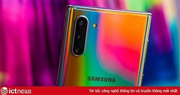 Điểm lại những những tuyên bố quan trọng của Samsung trong sự kiện Note 10