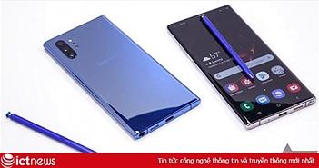 """Những điểm trừ """"to đùng"""" trên smartphone Galaxy Note 10 vừa ra mắt"""