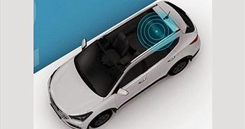 Xe ôtô Hyundai sẽ trang bị hệ thống ngăn bỏ quên trẻ em