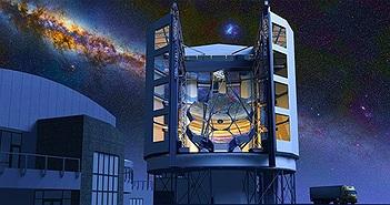 Kính thiên văn lớn nhất thế giới sẽ vận hành vào năm 2027
