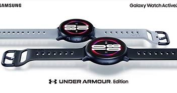 Samsung có phiên bản Under Armor dành cho Galaxy Watch Active 2