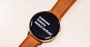 Trên tay smartwatch Galaxy Watch Active 2 tại Việt Nam