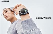 Galaxy Watch3 chính thức ra mắt tại Việt Nam giá từ 9,5 triệu