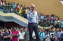 Microsoft chi hàng tỷ USD thay áo trụ sở chính