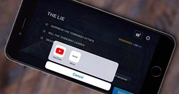 Hướng dẫn live stream màn hình iPhone lên YouTube