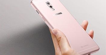 Samsung ra mắt smartphone camera kép Galaxy C8