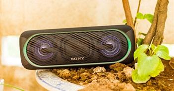 Trên tay loa di động Sony eXtra Bass XB40: hoàn thiện cao cấp, âm thanh khoẻ