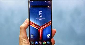 """Trên tay smartphone chơi game """"đình đám"""" Asus ROG Phone II"""