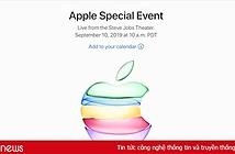 Apple lần đầu tiên live stream sự kiện ra mắt iphone 11 trên nền tảng YouTube