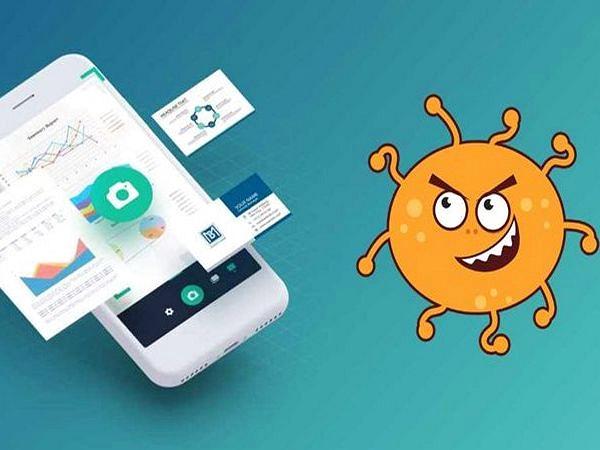 Rò rỉ thông tin ứng dụng CamScanner trên Android chứa mã độc