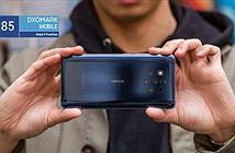 Điểm DxOMark của Nokia 9 PureView chỉ ngang iPhone 7