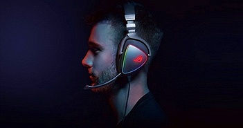 Asus ROG Delta S: Tai nghe đầu tiên giải mã MQA-âm thanh cao cấp