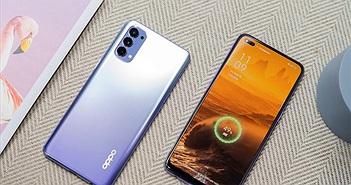 Oppo Reno4 có thêm màu sắc mới ấn tượng tại Việt Nam
