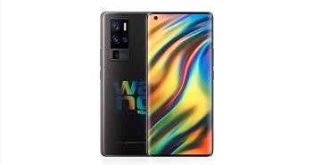 Vivo X50 Pro+ Alexander Wang Edition ra mắt: giới hạn 1.000 chiếc, giá 878 USD
