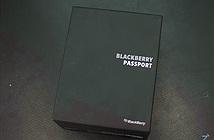 Cận cảnh BlackBerry Passport phiên bản chính thức tại Việt Nam
