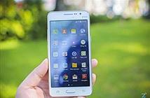 Trên tay Galaxy Grand Prime: Smartphone chuyên tự sướng từ Samsung
