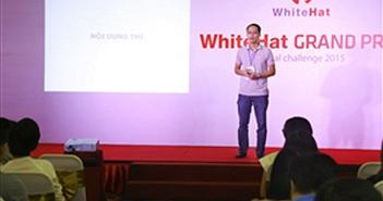 Đã có 25 quốc gia đăng ký tham gia WhiteHat Grand Prix 2015