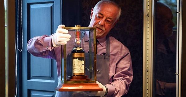 """Chai rượu Macallan Valerio Adami """"độc"""" cỡ nào khiến đại gia châu Á chi 25 tỷ để sở hữu?"""