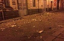Italy: Động đất làm rung chuyển đảo Sicily, hàng chục người bị thương