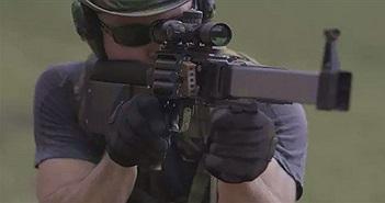 Súng trường thế hệ mới của Mỹ có thể có 4 nòng súng bắn cùng một lúc