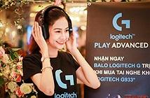 Logitech giới thiệu loạt sản phẩm Gaming không dây mới