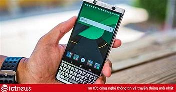 """BlackBerry mạnh miệng tuyên bố """"mạng 5G chỉ hợp với tủ lạnh"""""""