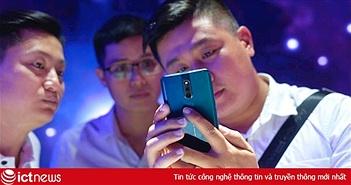 Hình dung thế nào về sự thống trị của Samsung, Oppo, Apple tại Việt Nam?