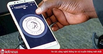 """Ra mắt smartphone """"Made in Africa"""" đầu tiên"""