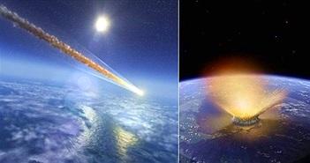 Sẽ ra sao nếu thiên thạch rơi xuống đại dương?