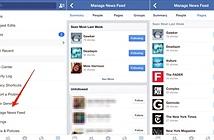 Facebook tăng quyền quản lý News Feed cho người dùng
