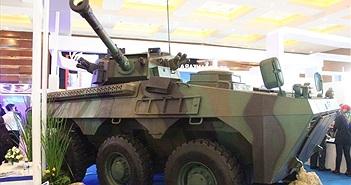 [ẢNH] Triển lãm thiết bị quân sự INDO Defence 2014