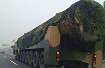 Không hệ thống phòng thủ nào của Mỹ chặn được tên lửa DF-41