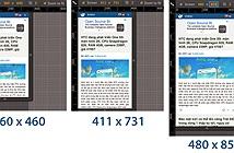 Lại nói về độ phân giải hiển thị và ảnh hưởng đến trải nghiệm trên điện thoại