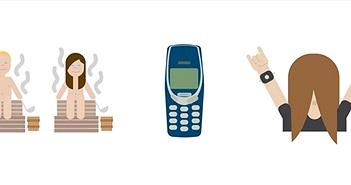Phần Lan công bố bộ biểu tượng cảm xúc (emoji) quốc gia