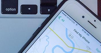 Apple phát triển tính năng chống trộm iPhone, định vị điện thoại ngay cả khi bị tắt nguồn