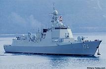 Tường tận sức mạnh tàu chiến nguy hiểm nhất của Trung Quốc