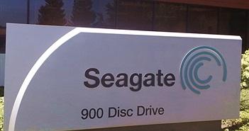 Seagate sẽ giới thiệu ổ cứng 20TB đầu tiên trên thế giới vào năm 2019