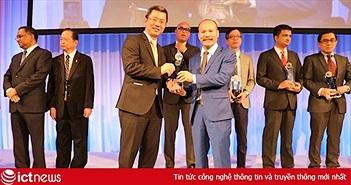 MISA là đại diện Việt Nam duy nhất nhận giải thưởng Doanh nghiệp ICT tiêu biểu ASOCIO 2018